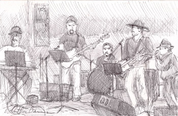 A blues Band copy